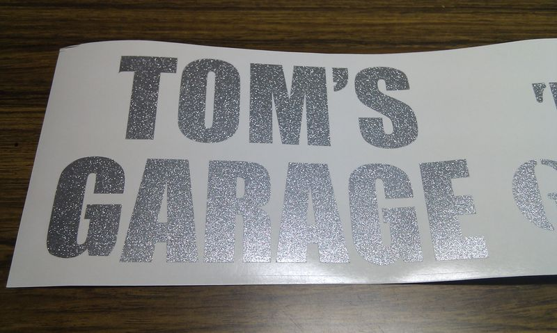 TOM'SGARAGE